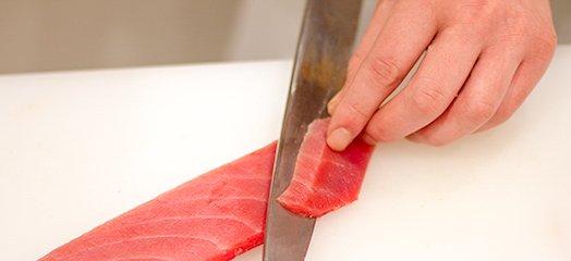 神楽寿司、職人の仕事