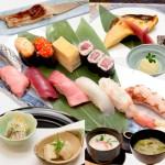 寿司堪能コース